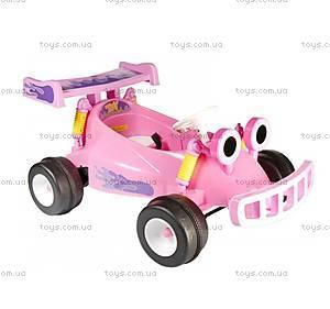 Электромобиль «Картинг», розовый, YJ129-PINK, фото