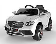 Электромобиль Mercedes Белый на РУ (FL1558), FL1558, набор