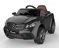 Электромобиль Mercedes BLACK джип на р.у. (T-731), FL1558, купити