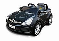 Электромобиль Mercedes SL65 AMG BLACK легковая на р.у. (T-794), T-794, цена