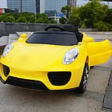 Электромобиль Porsche (желтый), T-7622 YELLO, отзывы