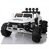 Электромобиль T-7820 White внедорожник на РУ, T-7820, іграшки