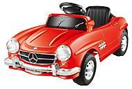 Электромобиль Tilly Mercedes 300SL Red (T-7912), T-7912, детские игрушки