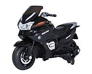 Электромобиль в виде мотоцикла T-726 BLACK 6V7AH, T-726 BLACK, фото