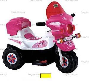 Электромотоцикл Baby, желто-оранжевый, LQ058-YELLOW-