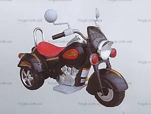 Электромотоцикл «Байкер», черный, KL08A-BLACK