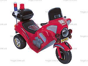 Электромотоцикл для детей  «Полиция», 03010334 KP (
