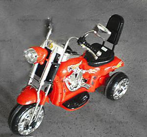 Электромотоцикл Harley, красный, VC108-RED