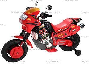 Электромотоцикл Hero, YQ707-RED