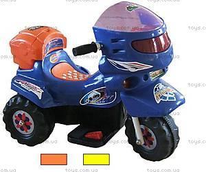 Электромотоцикл Mini, желто-оранжевый, LQ068-YELLOW-