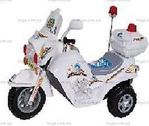 Электромотоцикл «Полицейский», 03107 (1668)