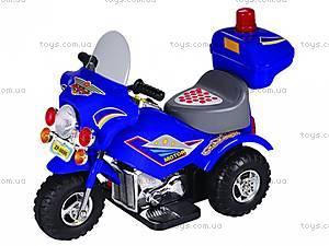 Электромотоцикл «Полиция», BT-BOC-0015 B