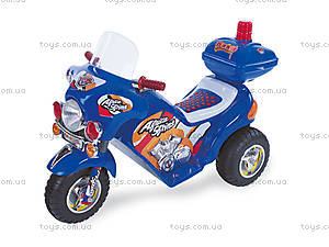 Электромотоцикл «Полиция», синий, 03010323  CИH