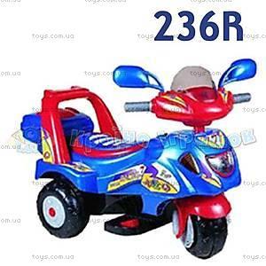 Электромотоцикл Racing, красный, 236