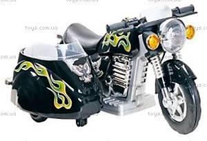 Электромотоцикл Turbo, чёрный, SC-881-BLACK