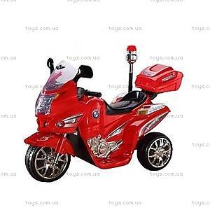 Электромотоцикл Police для детей, U-039, купить
