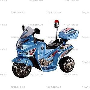 Электромотоцикл Police для детей, U-039, фото