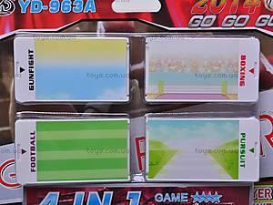 Электронная игра цветная, YD-963A, фото