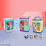 Электронная копилка-сейф 2 вида свет, звук (DSM-6650), DSM-6650, іграшки