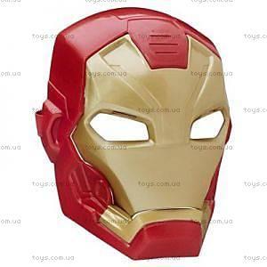 Электронная маска Железного Человека, B5784, купить