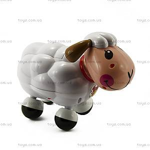 Электронная игрушка для детей «Веселая овечка», 231, фото