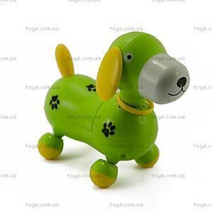 Электронная игрушка для детей «Веселый щенок», 219