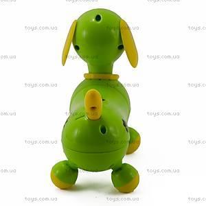 Электронная игрушка для детей «Веселый щенок», 219, купить