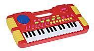 Электронное пианино красное, HY952Ut, фото