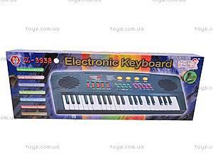 Электронный детский орган, TX3238, цена