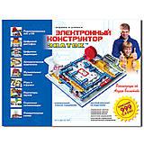 Электронный конструктор для детей «Знаток», REW-K001, фото