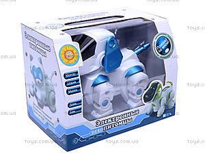 Электронный питомец «Собака-робот», 09-239, купить
