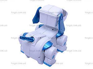 Электронный питомец «Собака-робот», 09-239, фото