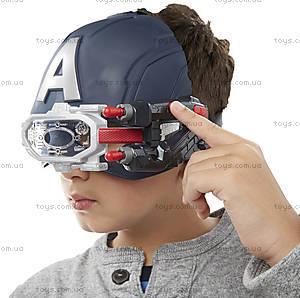 Электронный шлем Первого Мстителя, B5787, купить