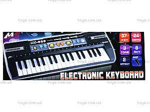 Электропианино, 37 клавиш, MS020, цена