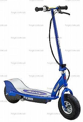 Электросамокат E300, синий, R13113640