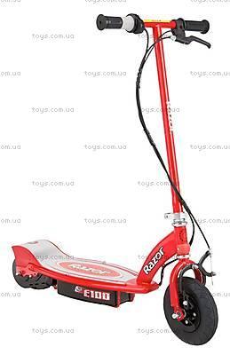 Электросамокат Razor Е100, красный, R13181160