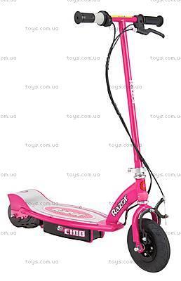 Электросамокат Razor E-100, розовый, R13181161