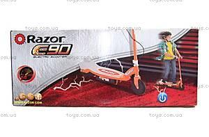 Электросамокат Razor Е90, оранжевый, R13181101, фото