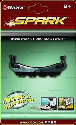 Электросамокат Razor eSpark, серебристый, R13111290, отзывы