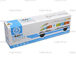 Детский игрушечный поезд «Электричка», 8050, отзывы