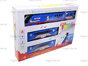 Музыкальный поезд со световыми эффектами, 1328, цена