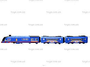 Музыкальный поезд со световыми эффектами, 1328, игрушки