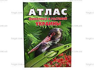 Энциклопедия «Атлас животных и растений Украины», Талант