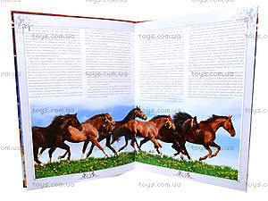 Детская энциклопедия «Лошади», Талант, фото