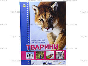 Детская иллюстрированная энциклопедия «Животные», Талант