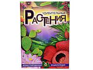 Детская энциклопедия «Удивительные растения», Талант, отзывы