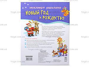 Энциклопедия дошкольника «Новый год и Рождество», С15239Р, отзывы