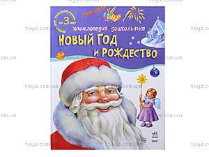 Энциклопедия дошкольника «Новый год и Рождество», С15239Р, цена
