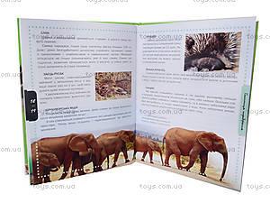 Энциклопедия «Животные», Талант, фото