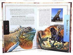 Энциклопедия для любознательных «О драконах», Талант, фото